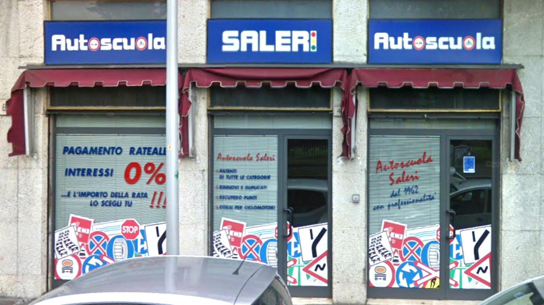 Autoscuola Saleri - sede di Brescia