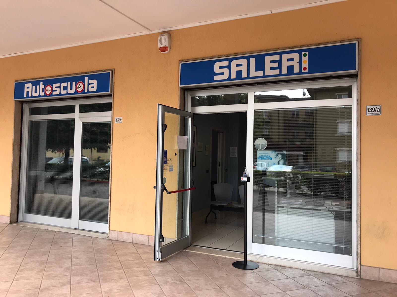 Autoscuola Saleri - Sede di Concesio in via Mattei